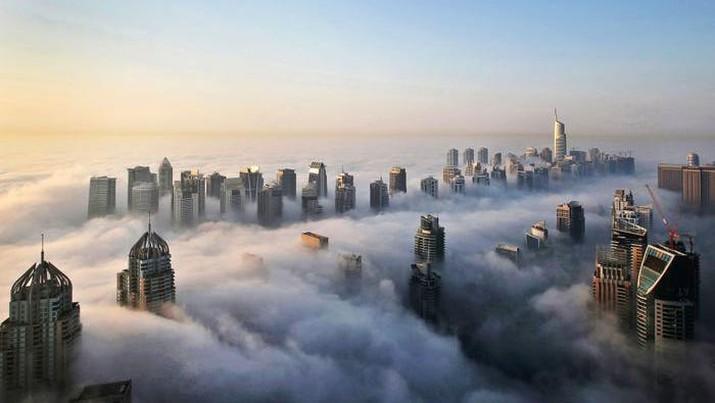 Dubai/Kamran Jebreili/AP