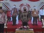 Puncak Hakordia 2020, Jokowi tak Sebut Menteri yang Korupsi