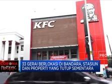 Karena Corona, KFC Tutup 33 Gerai