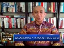 Kata APBI Soal Wacana Tarif Royalti Berjenjang Batu Bara