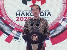 Jokowi: Kinerja Penegakan Bukan Diukur dari Banyak Kasus