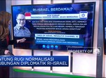 Untung Rugi Normalisasi Hubungan Diplomatik RI-Israel