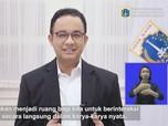 Breaking! Anies Perpanjang PSBB Transisi hingga 3 Januari