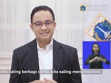 Anies Ungkap Alasan Tak Tarik 'Rem Darurat' di DKI Jakarta