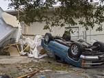 Tornado Dahsyat Terjang Florida, 25 Bangunan Hancur