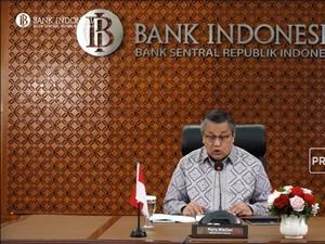 Bank Indonesia Tahan Suku Bunga Acuan BI7DRR di 3,75%