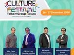 Telkom Gelar TelkomGroup Culture Festival 2020