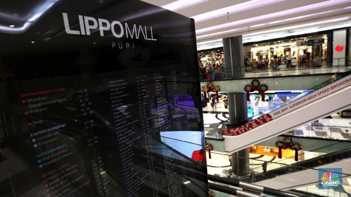 Lippo Mall Puri (CNBC Indonesia/Tri Susilo)