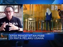 PSBB Ketat, Jumlah Kunjungan Mal Dikhawatirkan Kembali Turun