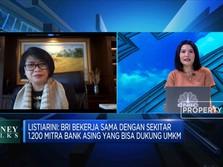 Strategi BRI Dorong Akselerasi Produk UMKM Go Internasional