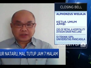 APPBI: Pembatasan Operasional Mal di Libur Nataru Tak Efektif