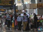 Kacau! Netizen Heboh Kerumunan di Bandara Soetta, Kok Bisa?