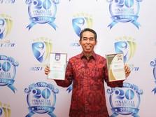 BRI Insurance Raih 2 Penghargaan dari The Finance