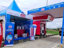 Libur Nataru, Pertamina Siapkan BBM Tambahan di Trans Jawa