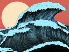 Heboh Ramalan Tsunami, Berapa Dana Penanganan Bencana RI?