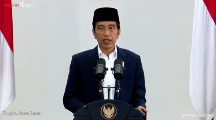 Jokowi, muktamar IX PPP/ Youtube Setpres