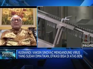 Efikasi Bisa Di Atas 80%, Vaksin Sinovac Diyakini Aman