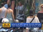 Liburan ke Bali Wajib Swab, Wisatawan Refund Tiket Pesawat