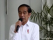 Jokowi: Vaksin Corona Gratis, Tidak Terkait Kepesertaan BPJS