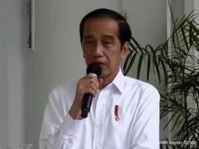 Soal Vaksin Corona, Jokowi: Saya Harap tidak ada yang Nolak!