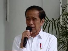 Janji Jokowi: 182 Juta Warga Divaksin, Kehidupan Normal Lagi