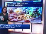 Restoran Cepat Saji 'Digigit' Pandemi