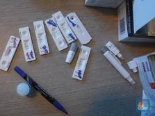 Resmi! Tarif Tertinggi Rapid Test Antigen Swab Rp 275 Ribu