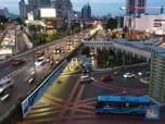 Wajah Baru Warna-warni Simpang Senen yang 'Instagramable'