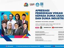 Kupas Tuntas Masa Depan Pendidikan Vokasi di Indonesia