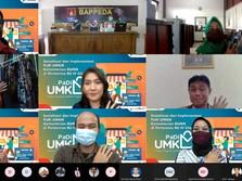 Kilang Pertamina Cilacap Dukung UMKM via Pasar Digital