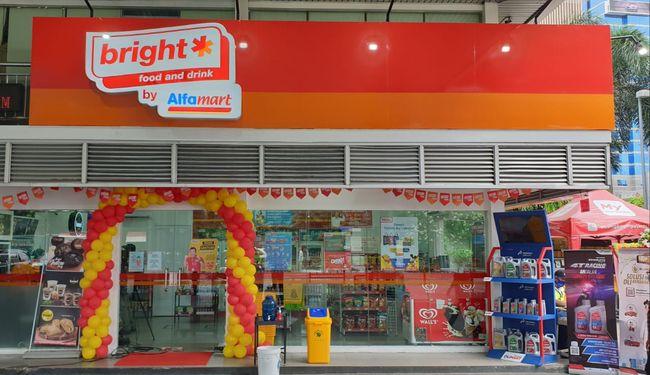 Mulai Beroperasi Pertamina Resmikan Bright By Alfamart