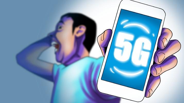 Infografis/ Bersiap koneksi Internet makin cepat! Ini 3 Operator Telko Pemenang Frekuensi 5G DI RI/ Aristya Rahadian