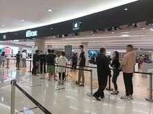 Sudah Datang di Indonesia, Intip Antrian Pembeli iPhone 12