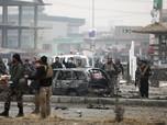 Ledakan Beruntun di Afganistan, Puluhan Orang Tewas