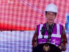Tok! Jokowi Resmikan Patimban, 140 Mobil Diekspor ke Brunei