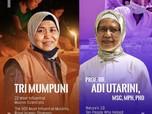 2 Ilmuwan Wanita RI Diakui Dunia, Jokowi Bangga!