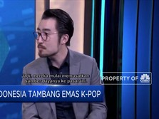Indonesia Tambang Emas K-Pop
