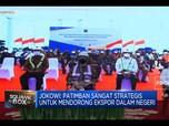 Jokowi Resmikan Pelabuhan Patimban