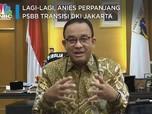 Lagi-lagi, Anies Perpanjang PSBB Transisi DKI Jakarta
