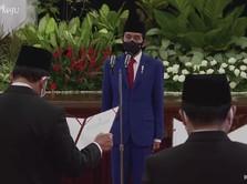 Jokowi Lantik 7 Anggota Komisi Yudisial, Siapa Saja Mereka?