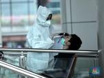 Viral Swab Drive Thru Bandara Soetta, Belum Tes Hasil Keluar