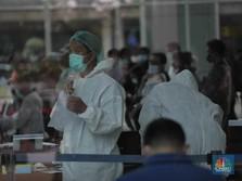 Perhatian! Rapid Antigen di Bandara Soetta Bisa untuk Umum