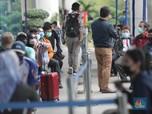 PPKM Darurat: Naik Pesawat, Bis dan Kereta Pakai Kartu Vaksin