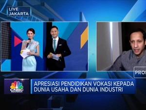 Strategi Dorong 'Kawin Massal' Pendidikan Vokasi & Dudi