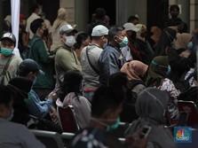 Mohon Maaf, Kayaknya Ekonomi Baru 'Lari' Semester II-2021