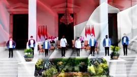 Reshuffle Kabinet Jokowi di Akhir 2020