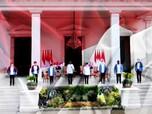 Jokowi Rombak 6 Menteri, Posisi 2 Wamen & 1 Dubes Kosong!