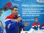 Pertamina Amankan Stok BBM & LPG di Kalimantan