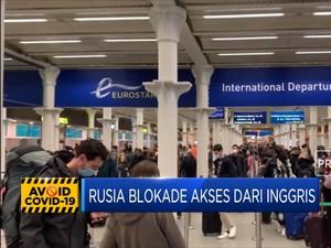 Giliran Rusia Blokade Akses dari Inggris