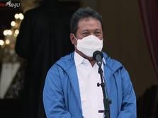 Diminta Jokowi Urus Laut & Ikan, Trenggono: Bukan Hal Mudah!